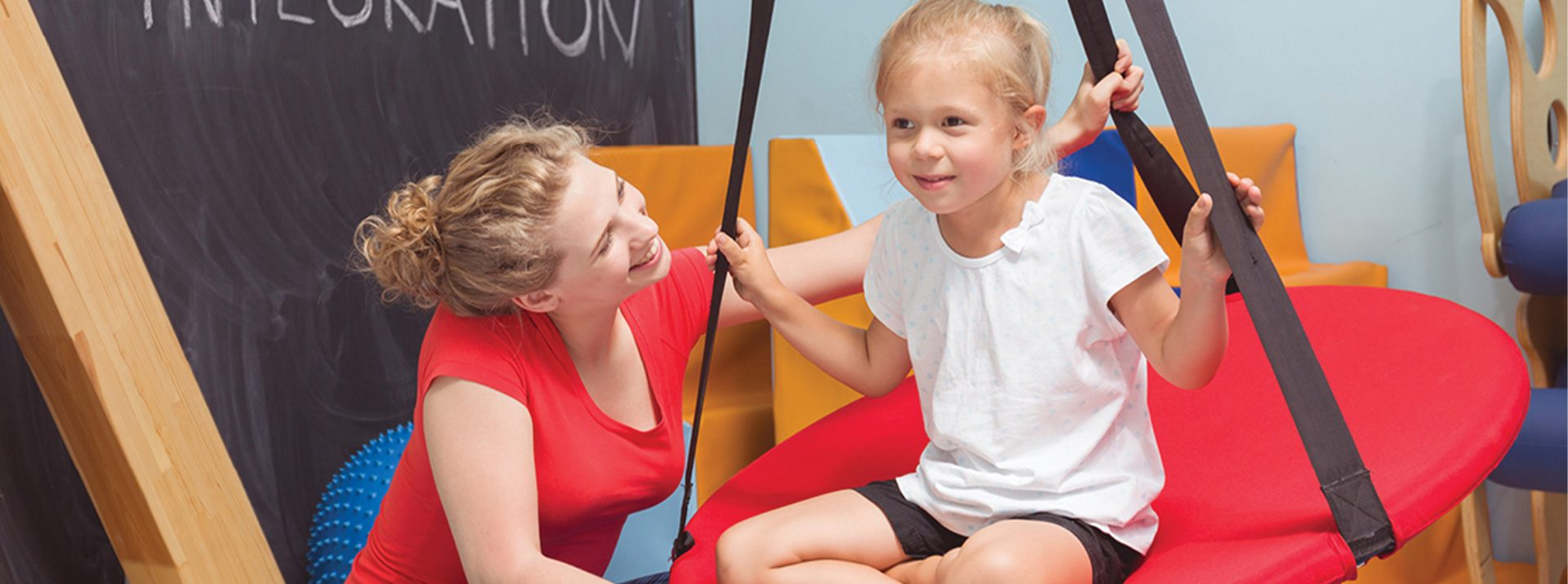 We are a unique pediatric therapy clinic